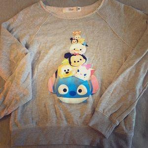 Disney Tsum Tsum sweatshirt, size S